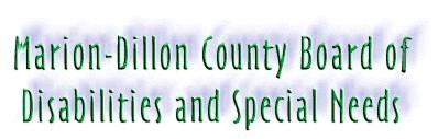 Marion-Dillon County Board of Disabilities and Special Needs link to local community information